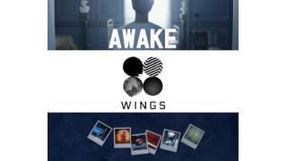 BTS  방탄소년단 - Awake (The Full Album 'WINGS')