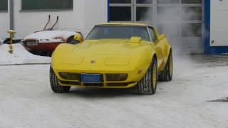 1975 Chevrolet Corvette C3 V8 350 CUI und TH400 Automatik