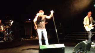 Modà live - INTRO TAPPETO DI FRAGOLE @ Londra - Koko Pub 18.05.2014