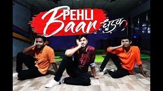 Pehli Baar   Dhadak   Dance Video   Janhavi & Ishaan   Freestyle Dance