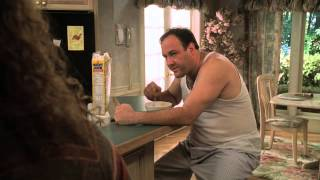 The Sopranos - Carmela puts Janice in her place
