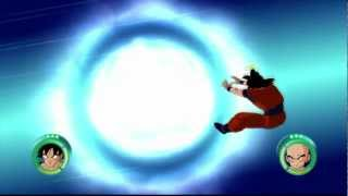 Dragon Ball: Raging Blast | All Ultimates