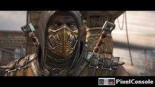 Scorpion Vs Sub-Zero Who will win? Mortal Kombat X: Test Your Might
