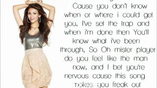 Beggin' On Your Knees - Victoria Justice - Lyrics