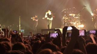 Panic! At the disco death of a bachelor live HMH 14-11-2016