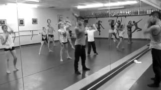 "Carlos Garland - Contemporary Dance Master Class -  Prattville, AL (""Limit To Your Love"" 2012)"