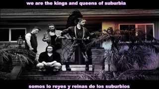 Tokio Hotel - Kings Of Suburbia (Español - Ingles)