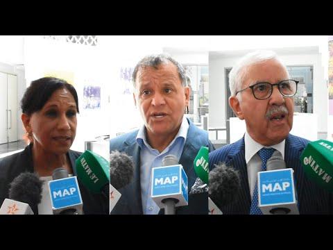 """Video : Abderrahmane Youssoufi au Musée Mohammed VI : Une visite """"symbolique"""""""