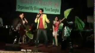 "SOumen Choudhary performing ""Soniyo"" , live in Mumbai"