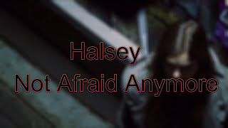 Fifty Shades Darker - Not Afraid Anymore (Official Video) (Halsey)