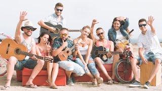 Super 5 - Amor de Verano (Official Music Video)