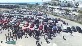 Concentración Ferrari en Rota  *Audio: Wiz Khalifa - See You Again ft. Charlie Puth