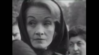 Funeral of Edith Piaf 14. October 1963