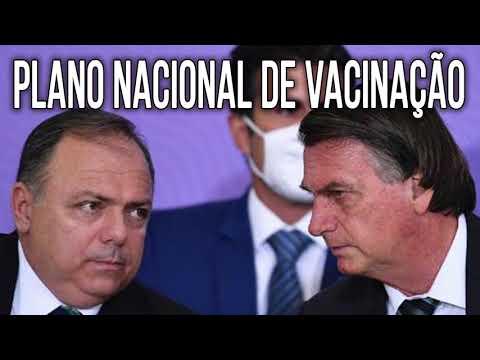 Análise de Cenário - Ministério da Saúde apresenta plano nacional de vacinação