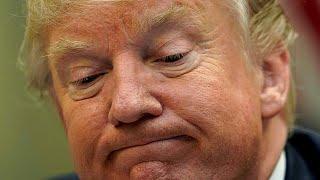 Donald Trump, sûr de lui sur la réforme de l'Obamacare