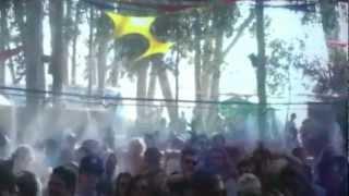 Panayota - Man from the moon ep release tour en Mèxico (video de invitaciòn)