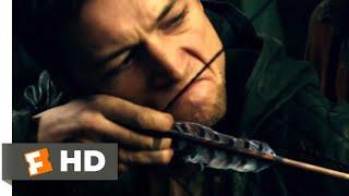 Robin Hood (2018) - Training a Legend Scene (3/10) | Movieclips