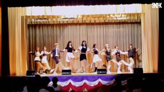 TWICE (트와이스) - Signal (시그널) Dance Cover by SNDHK || School Performance || YCHWWSSS