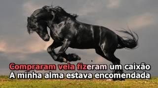 Tordilho Negro - Os Serranos (Karaokê)