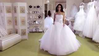 Diane Legrand 13084 esküvői ruha