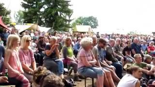 "The Dead South - Deadman's Isle - Live at ""KLP/Villa Wendland"", Güstritz"