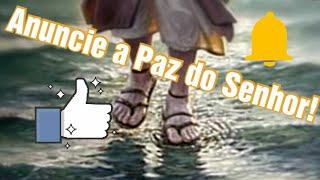 Como são belos os pés do mensageiro