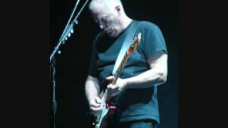 Guitar Solos: David Gilmour- On The Turning Away