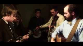 """Town Mountain - """"I'm On Fire"""" by Bruce Springsteen - Backstage, The Grey Eagle Asheville, NC"""