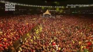 Chiclete Com Banana - Quero Chiclete - Axé Brasil No Multishow 2013 (HD)