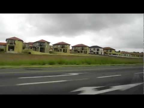 South African traffic – Nikon P7000 video