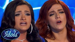 SISTER VS SISTER! UNEXPECTED Audition On American Idol 2018 SURPRISES EVERYONE! Idols Global width=