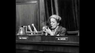 Millicent Fenwick Interview (1975)