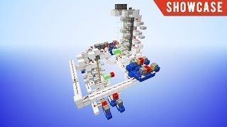 TOO SMALL: The Mega Expandable Block Conveyor.
