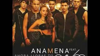 Ahora lloras tú ~ Ana Mena ft CNCO