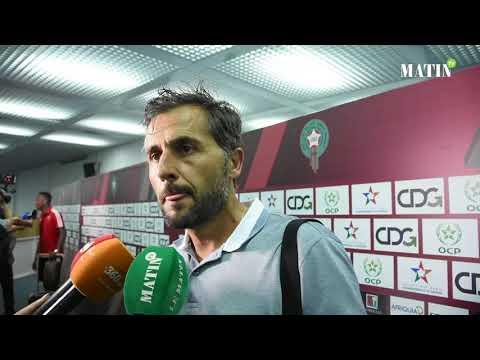 Video : Patrice Beaumelle : Les joueurs avaient plein de bleus après le match...