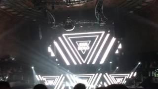 San Holo - Can't Forget You (ft. The Nicholas) (Live Version) @ ExchangeLA