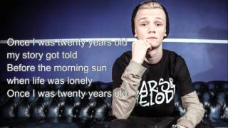 Lukas Graham - 7 years Bars and Melody cover lyrics