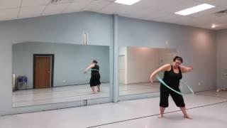 Sour Cherry - The Kills Hoop Dance