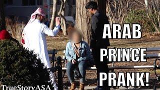 ARAB PRINCE PRANK! (Slapped)