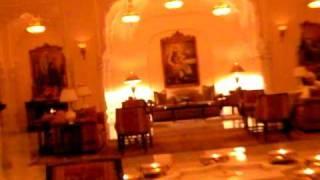 Rambagh Palace in Jaipur (India)
