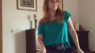 Bianca! Dança essa: Shape of you