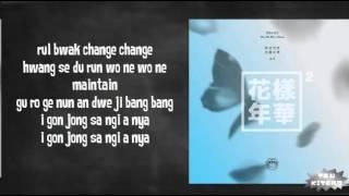 BTS - BAEPSAE Lyrics (easy lyrics)
