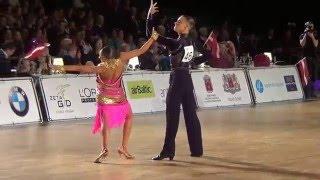 Leonards Petkevics & Polina Tsepilova / WDSF World Championship Latin Junior II 2015 Paso Doble