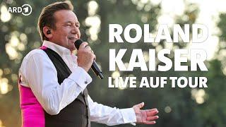 """Roland Kaiser singt """"Manchmal möchte ich schon mit dir""""   Kaisermania   MDR"""