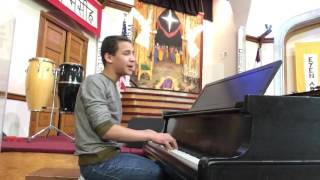 Tell The World, by Lecrae-(cover) by Philip Allen