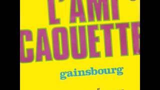 l'ami caouette cover Serge Gainsbourg