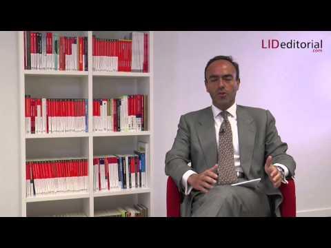 Antonio Núñez presenta el libro España S.L., tanto para el directivo público como para el privado