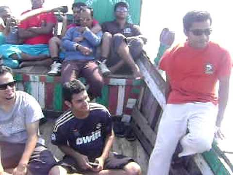 chera dip by boat journey