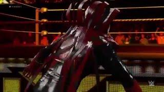 Drax Shadow Arrives in WWE!