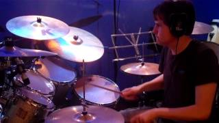 When We Stand Together - Nickelback Drum cover
